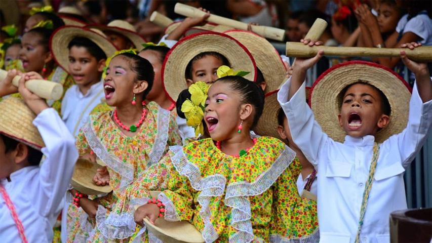 Imagen tomada de la Página Oficial del Festival de la Leyenda Vallenata