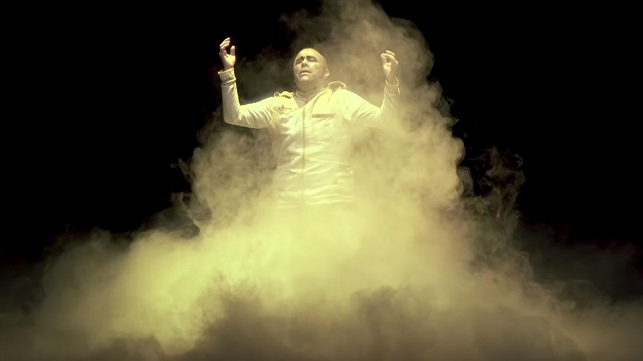 Manú o la ilusión del tiempo, una obra experimental grabada en el Teatro Colón, por Señal Colombia.