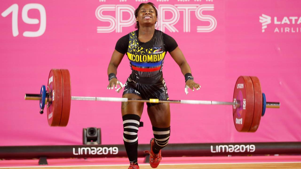 María Camila Lobón quiere ganar una medalla de oro en los Juegos Olímpicos de Tokio 2020.