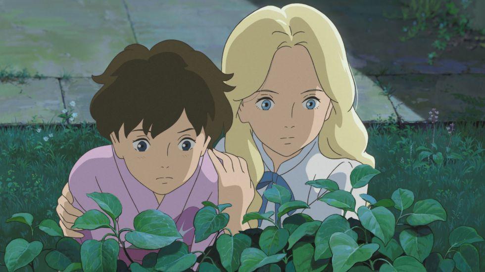 Imagen de la película El recuerdo de Marnie