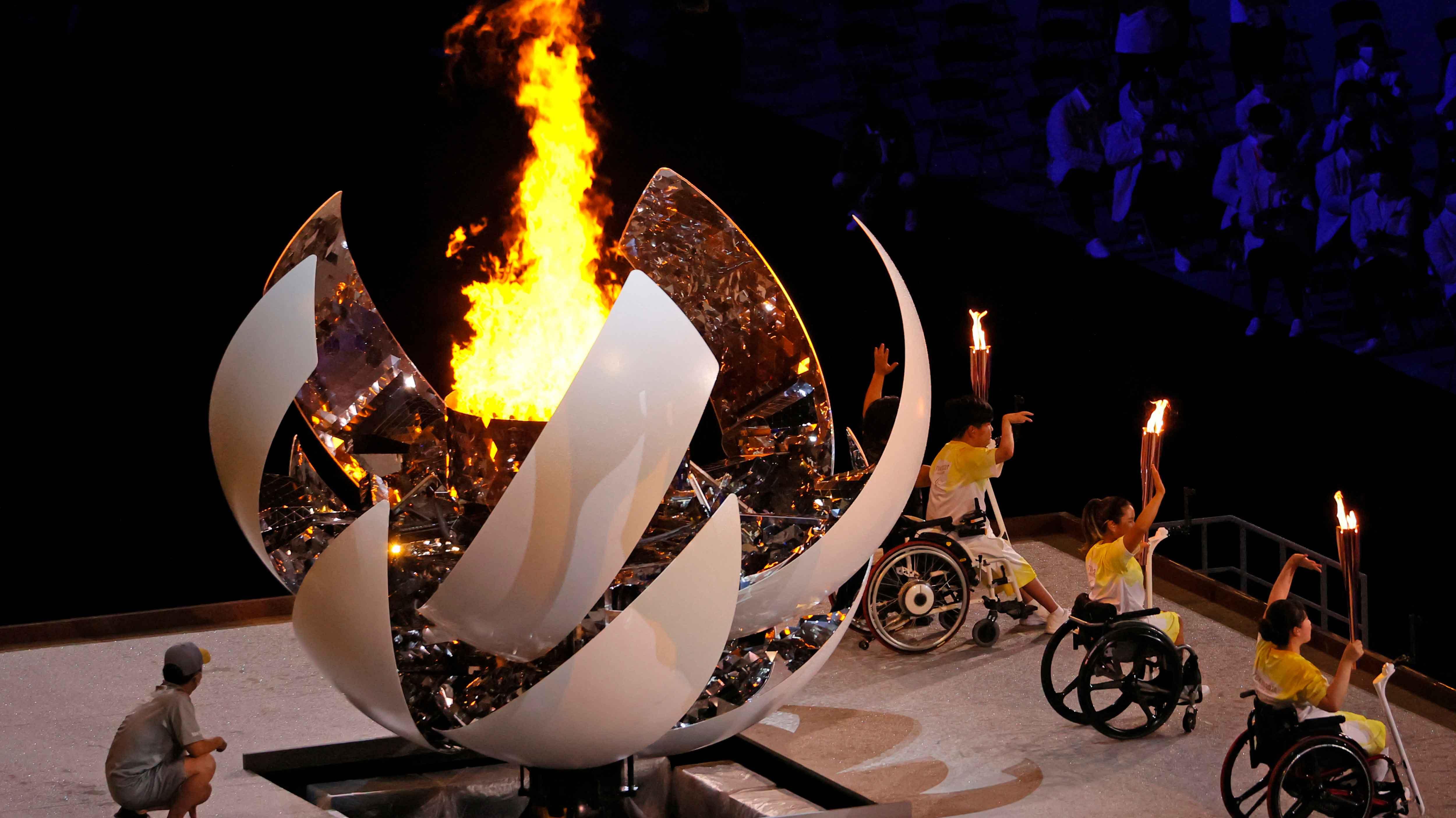 Tabla de medallería Juegos Paralímpicos Tokio 2021
