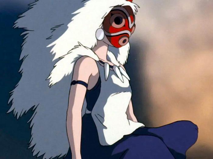 Imagen de Mononoke - Studio Ghibli