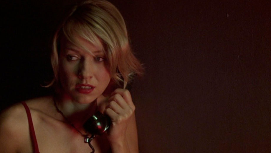 Naomi Watts en Mulholland Drive, del director David Lynch