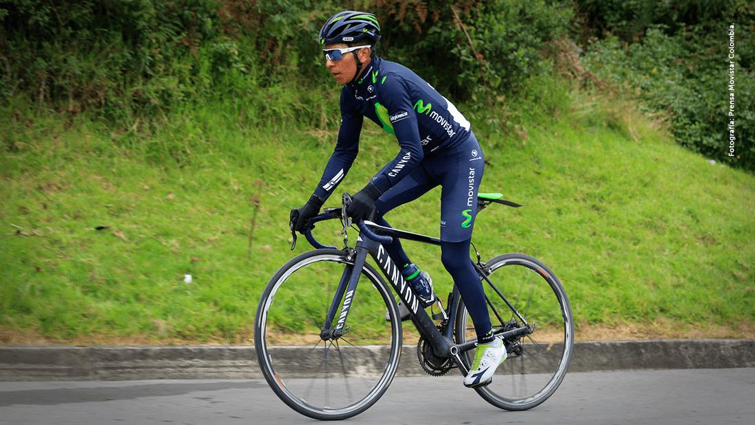¿Sabías que Nairo Quintana fue albañil y ciclista al mismo tiempo?