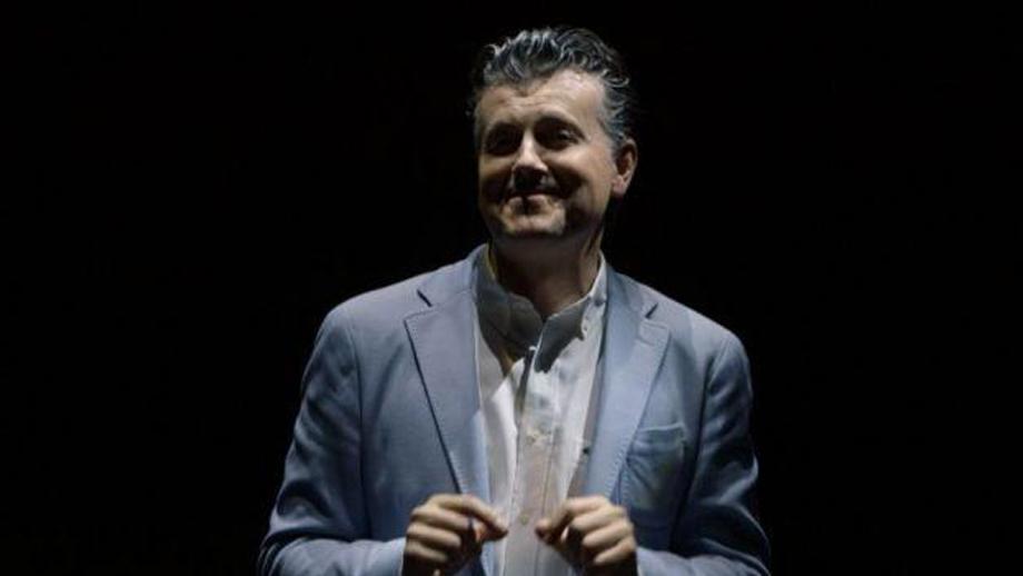 Ramón Gener, presentador de Esto es ópera.