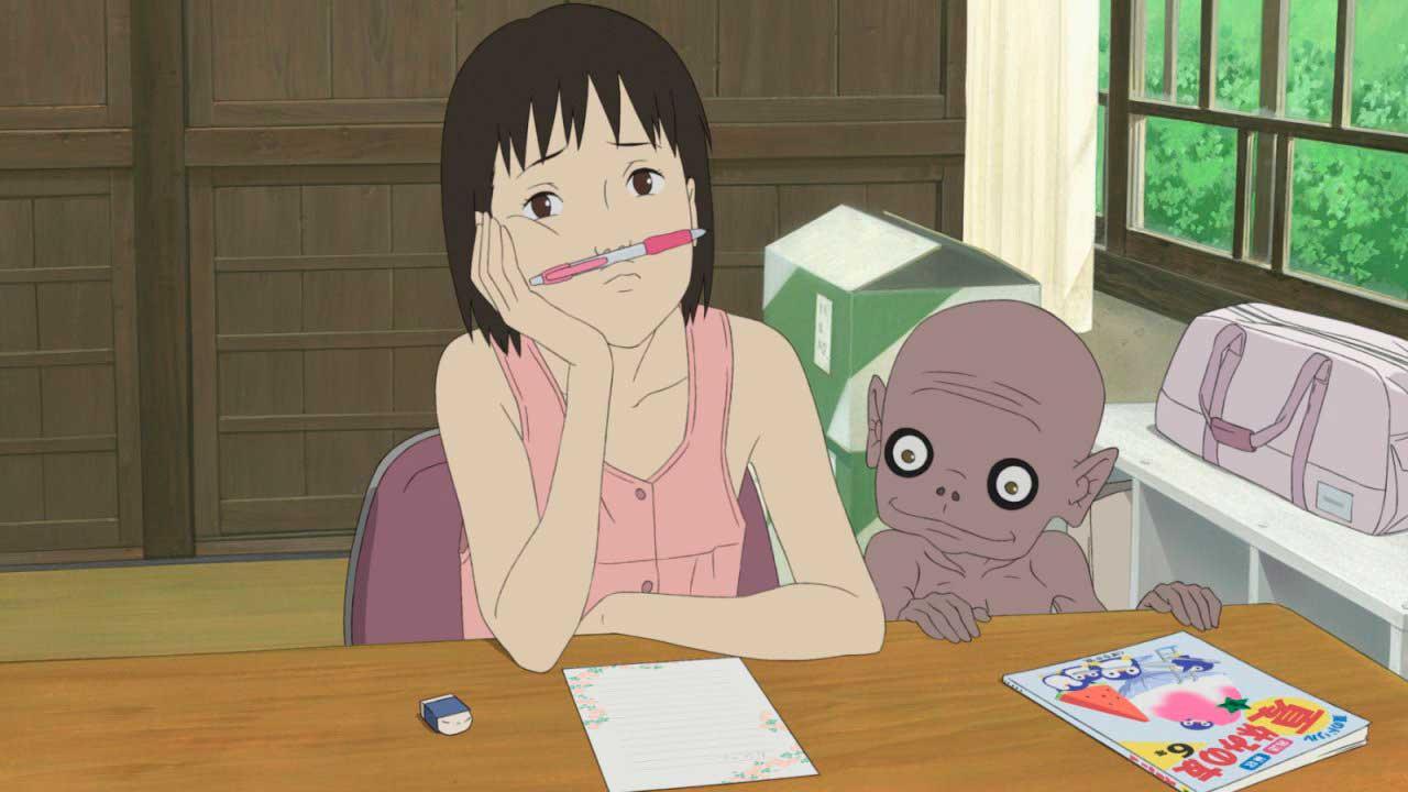Película Una carta para Momo