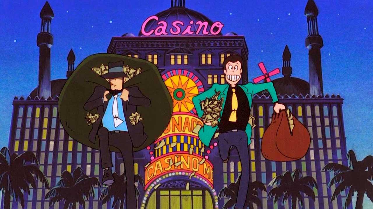 Película Castillo de Cagliostro