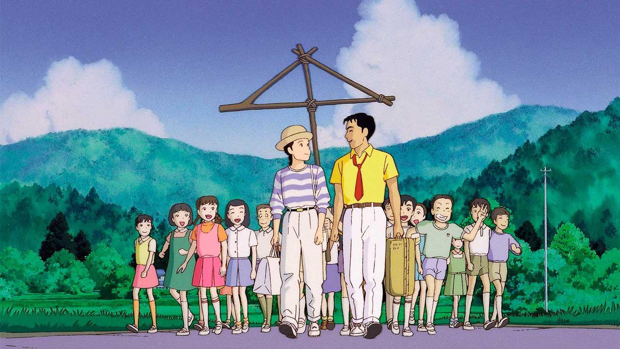Recuerdos del ayer de Isao Takahata
