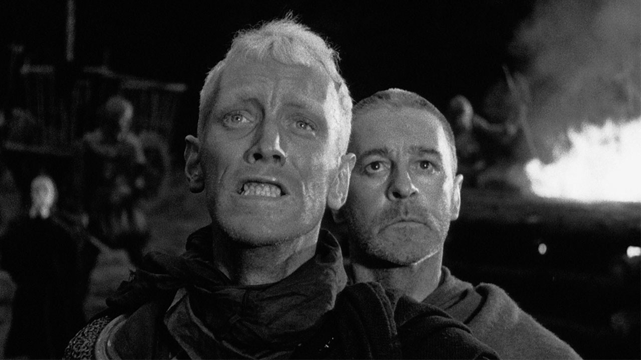 Película El séptimo sello de Ingmar Bergman