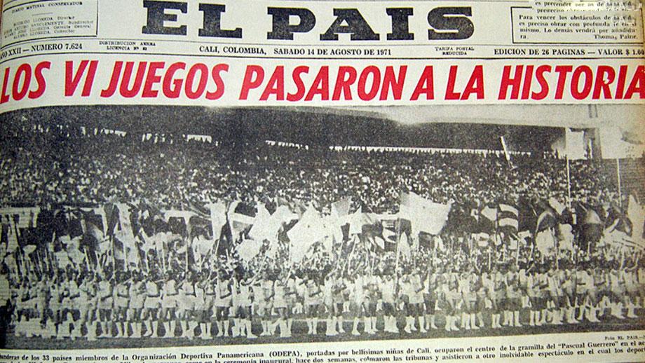 Juegos Panamericanos 1971