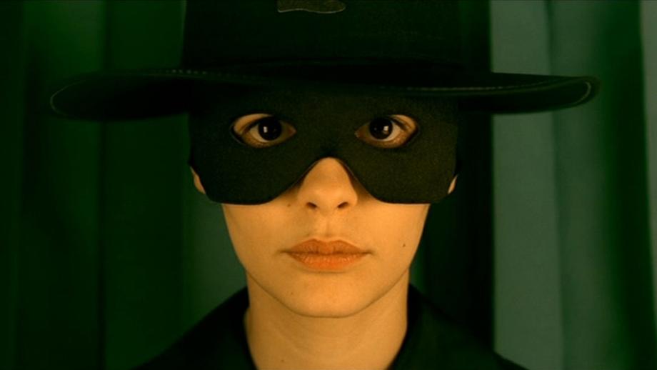 Amélie Poulain, protagonista de Amélie (2001).