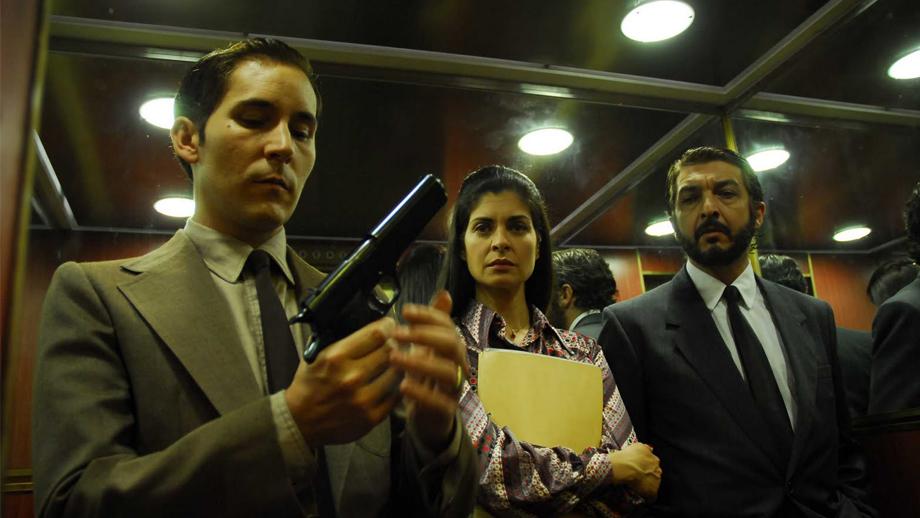 Imagen de la película El secreto de sus ojos.