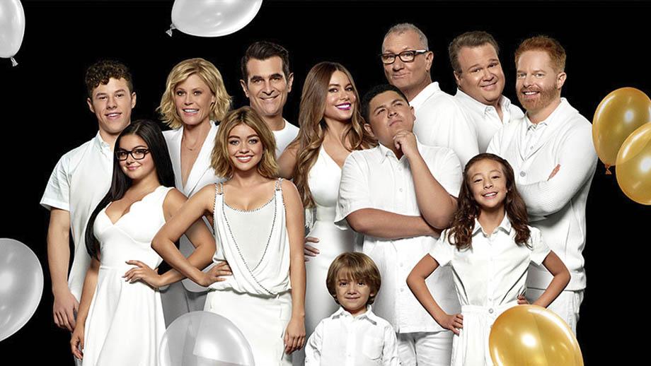 Familias en televisión