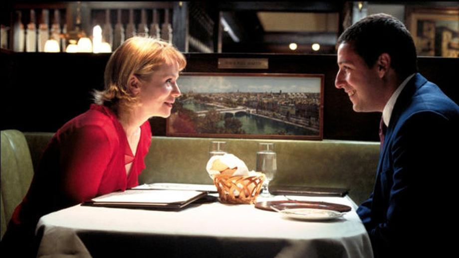 """Imagen de la película """"Embriagado de amor""""."""