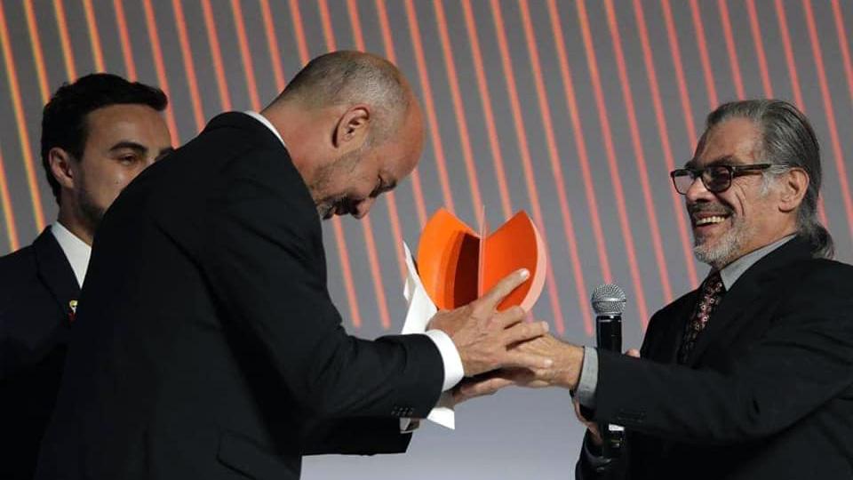 Entrega de los Premios Macondo