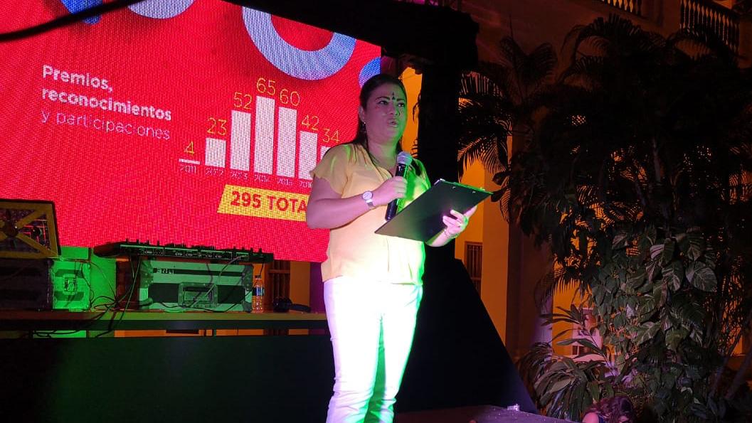 Evento de Señal Colombia 2019.
