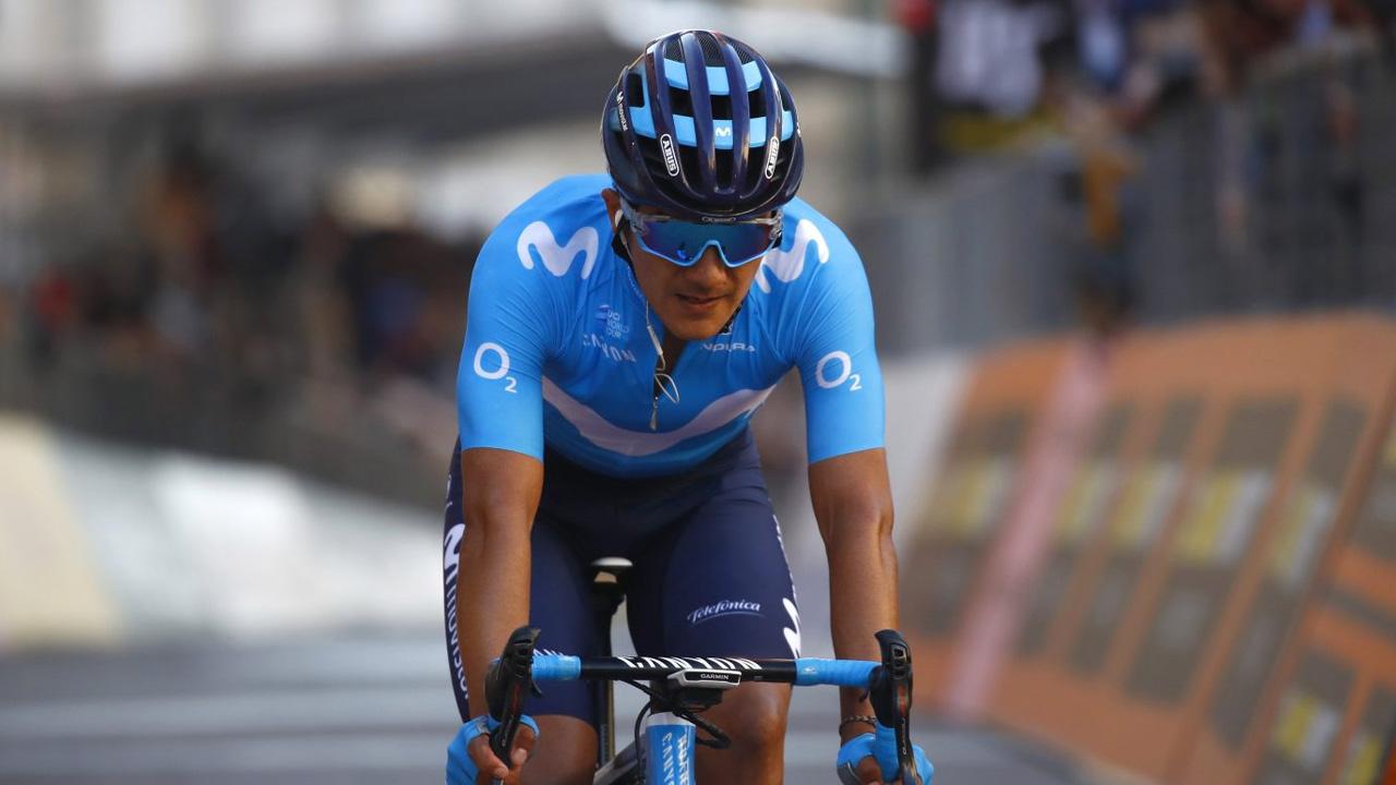 Richard Carapaz, campeón Giro de Italia.