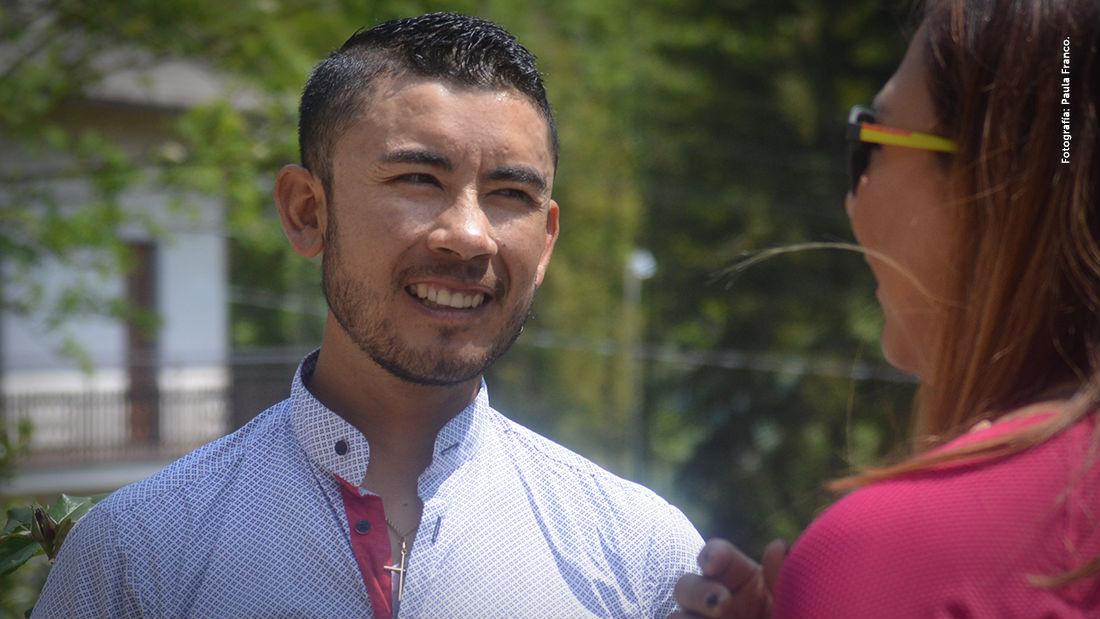 Rodolfo Torres, el ciclista que nació en el pueblo más pequeño de Colombia