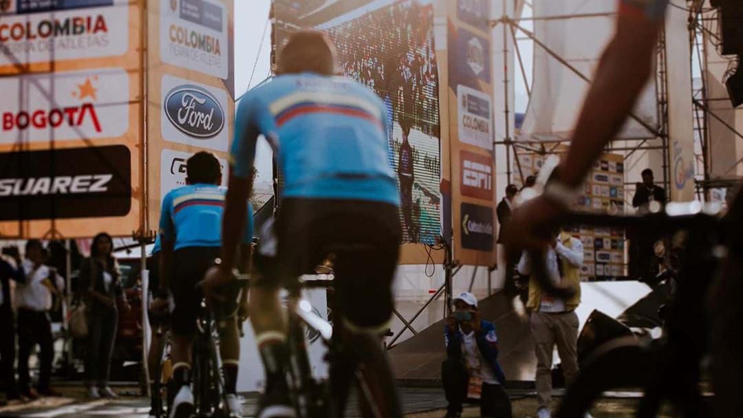 Esteban Cháves y Santiago Buitrago lideran la Selección Colombia de ciclismo en el Tour Colombia 2.1