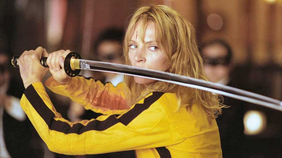#EnCineNosVemos Kill Bill 1 y 2