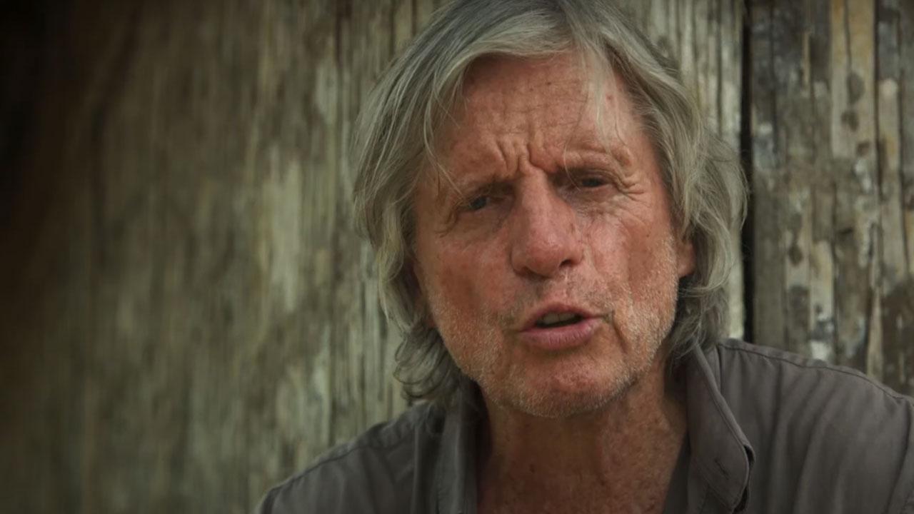 """Martín Von Hildebrand en el documental """"El sendero de la anaconda"""""""