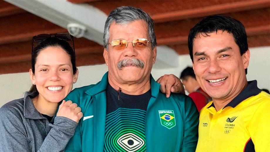 La familia Tobar Prado / Facebook Nathalia Tobar Prado