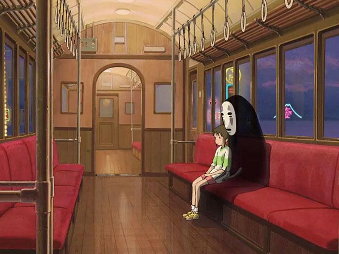 Imagen de El viaje de Chihiro - Studio Ghibli, Hayao Miyazaki