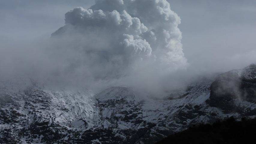 Imagen del documental: 'Armero, lo que nos dejó el volcán'