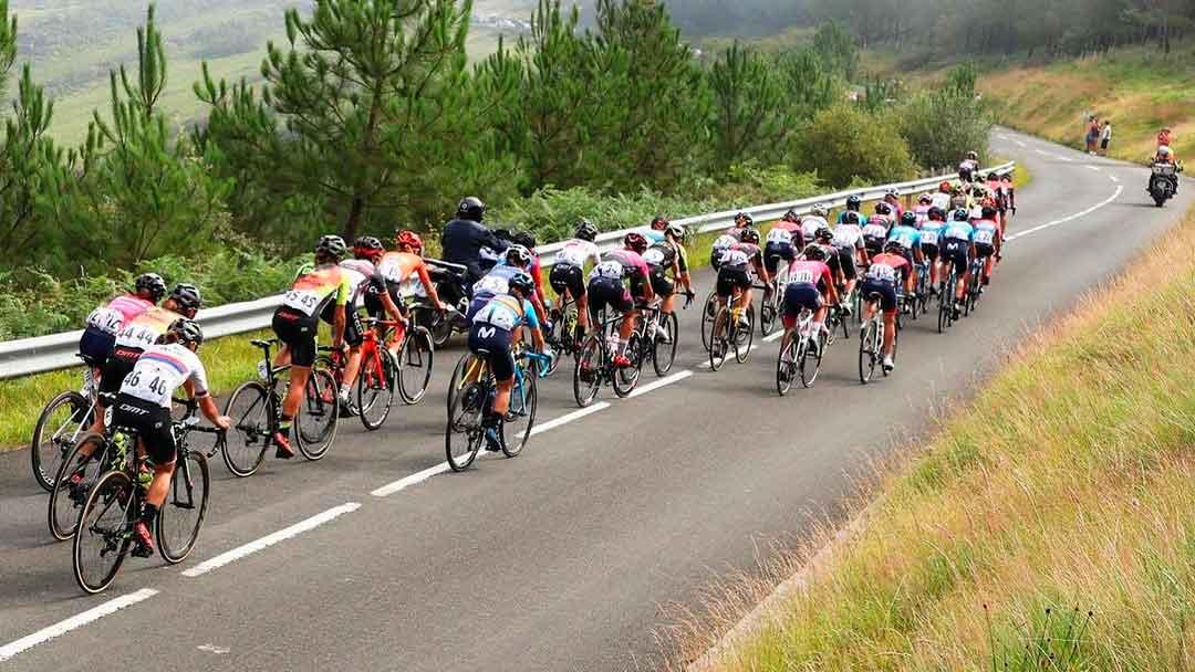 Ciclistas y equipos Vuelta al País Vasco 2021