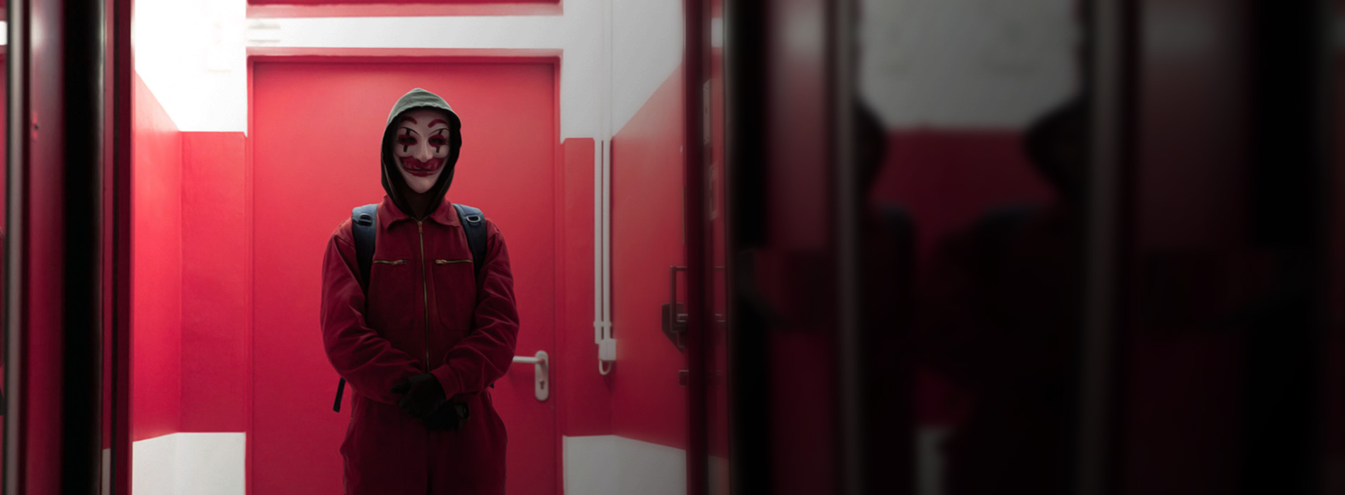 Imagen de la película Hackers: ningún sistema es seguro.