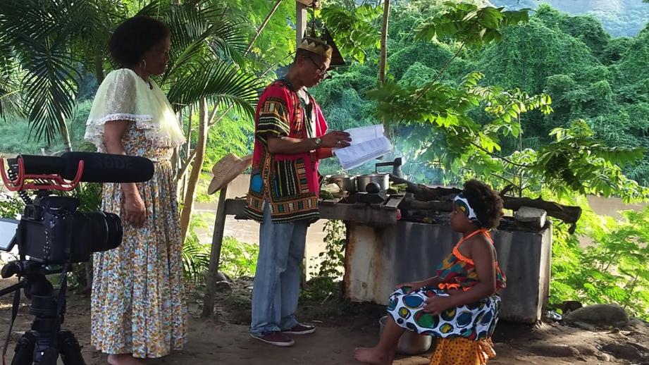 La comida en la historia del pueblo negro por Señal Colombia