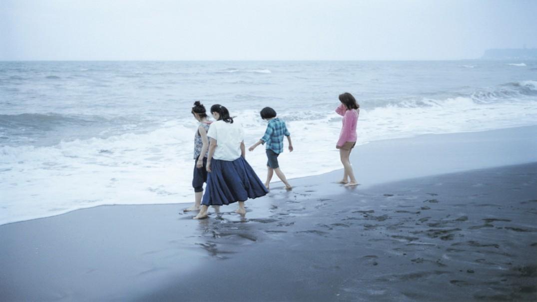 Sachi, Yoshino, Chika y Suzu, protagonistas de 'Mi pequeña hermana' (2015)
