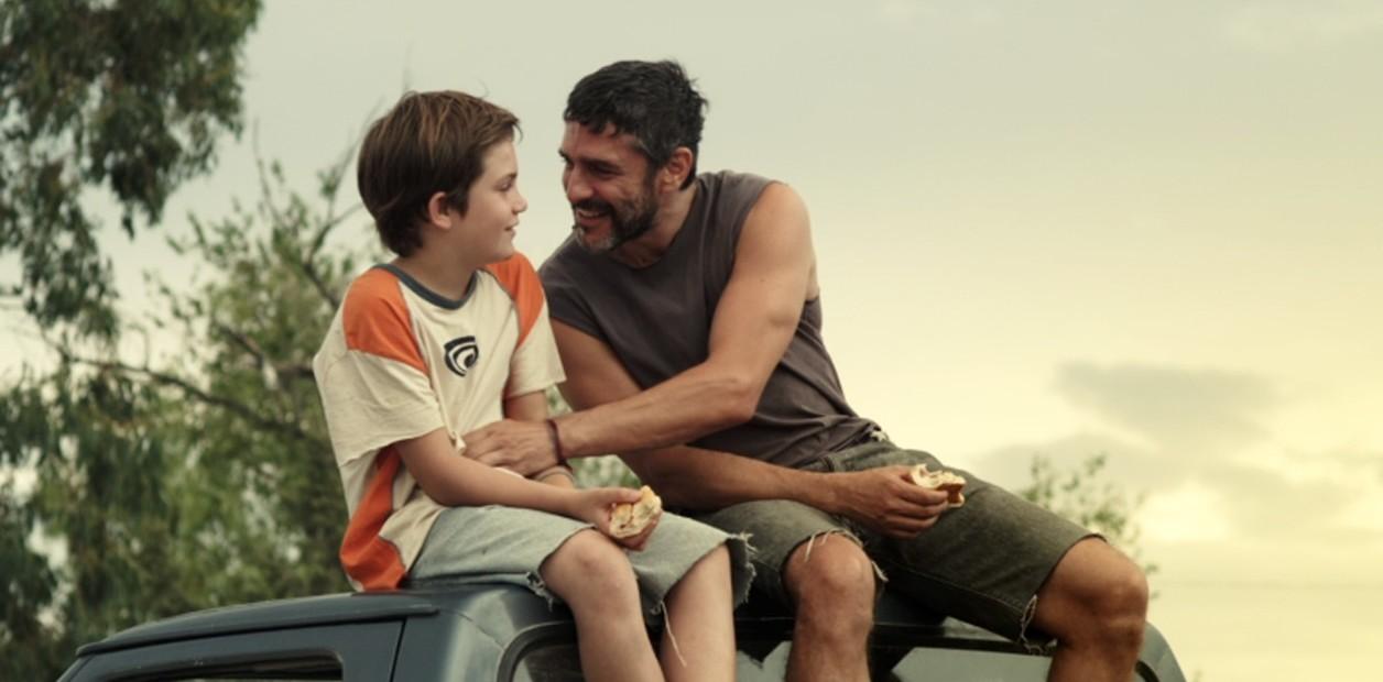 Fotograma de la película Choele.