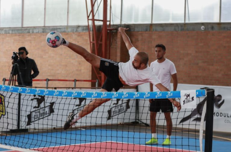 Fútbol tenis Señal Colombia