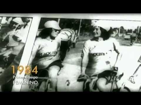 Primer equipo femenino de Colombia