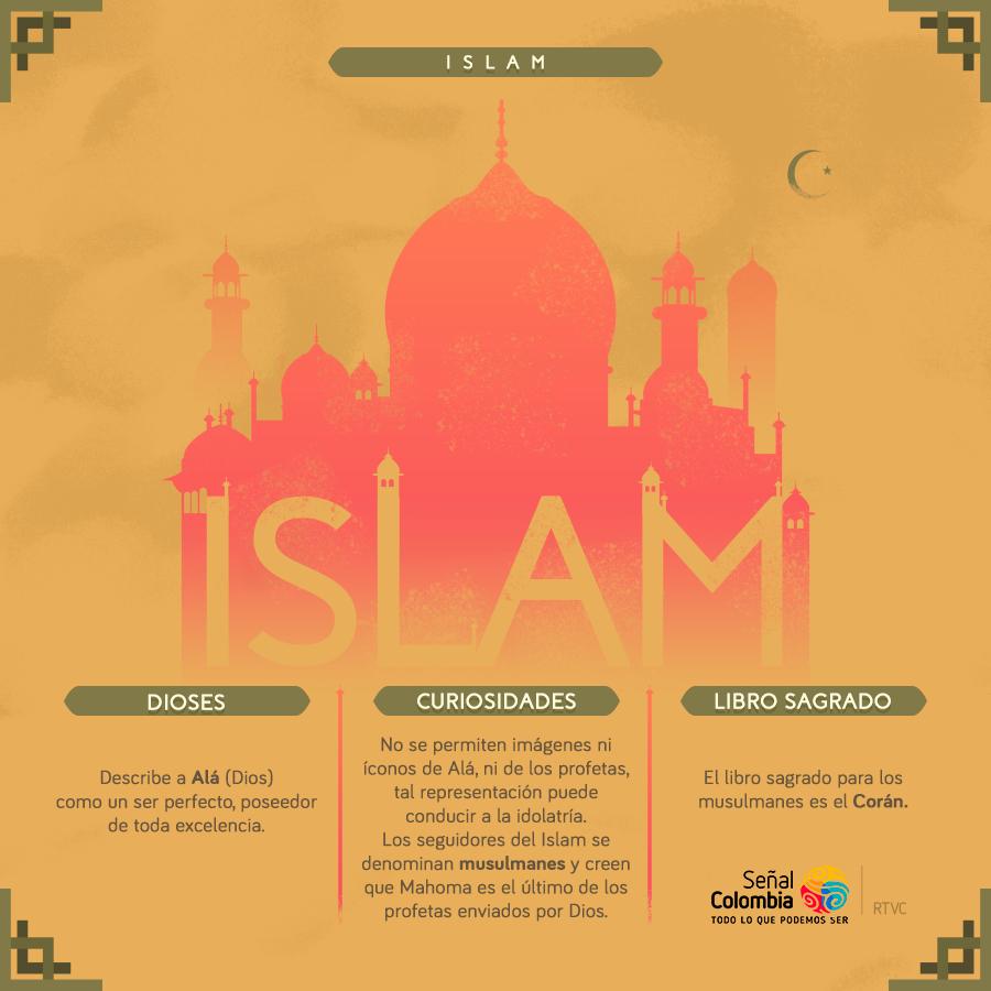 islam la historia de dios pieza grafica senal colombia