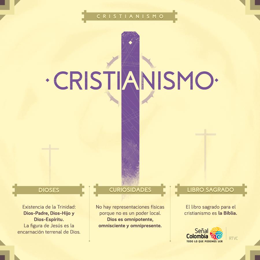 Cristianismo pieza senal colombia