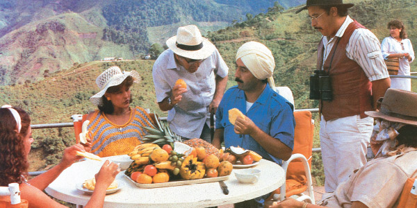 Fotograma de la película 'El embajador de la India' (1986)