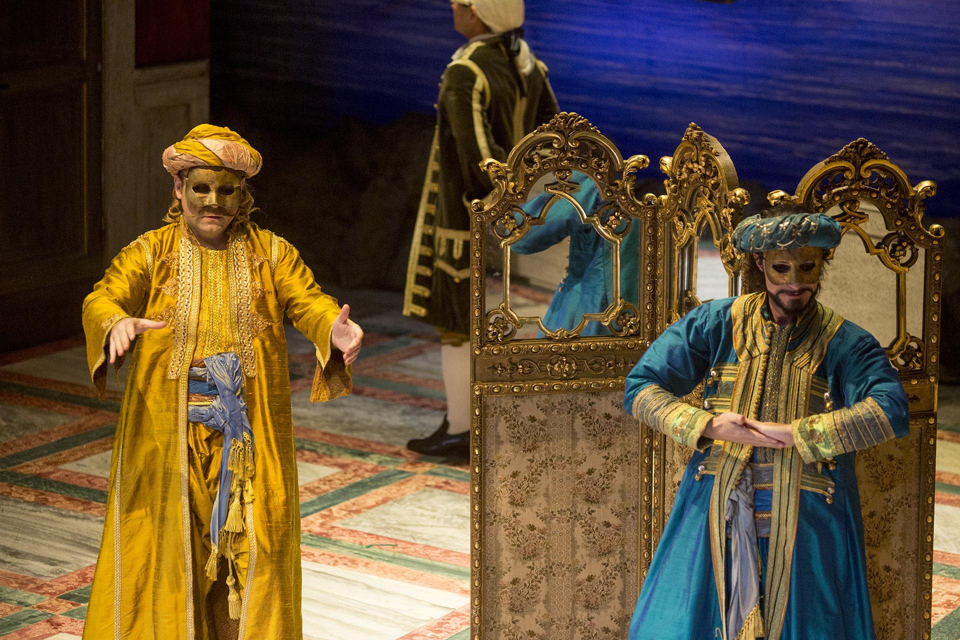 Concierto de ópera durante festival de música de Cartagena