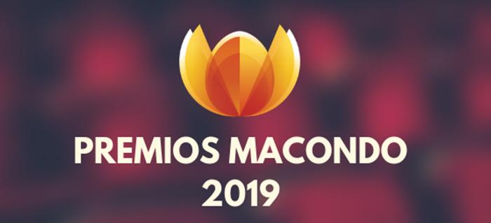 Logo de los premios macondo