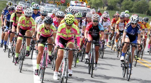 Primera Vuelta a Colombia femenina / Comité Olímpico Colombiano