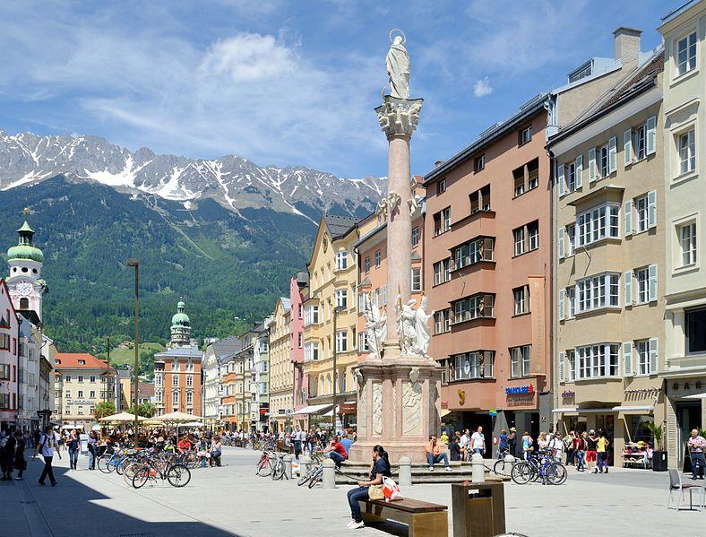 Innsbruck, Austria / Taxiarchos228 [FAL]