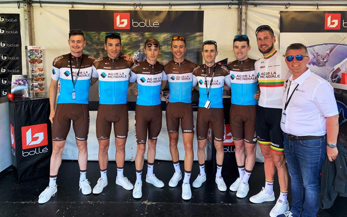 AG2RLM Pro Cycling Team