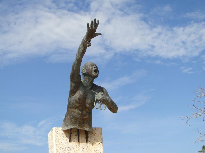 Benkos Bioho palenque departamento de bolivar