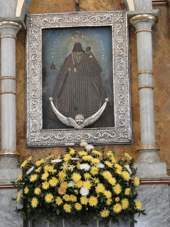 Virgen morena de Magangue