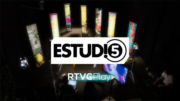 Mira la serie Estudio 5 en RTVC Play