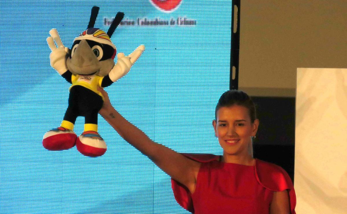 Feci, el escarabajo mascota de la Vuelta a Colombia