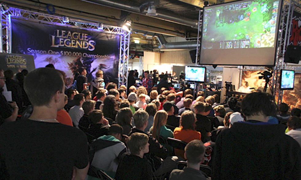 La historia del Worlds de League of Legends