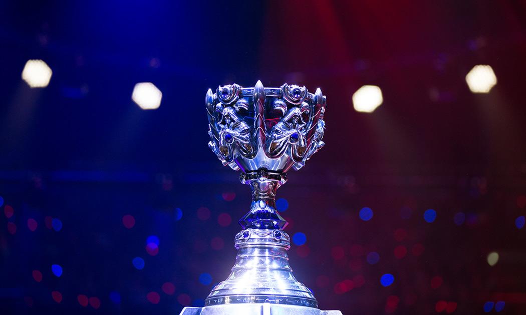 La Copa del Invocador es el trofeo del Worlds