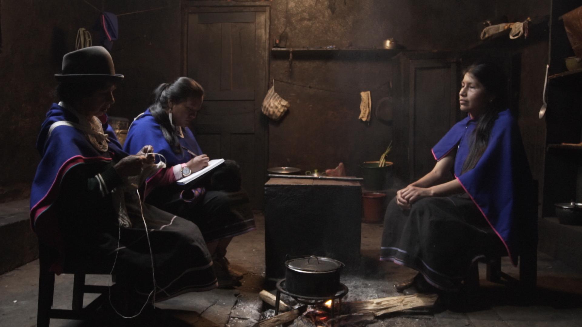 Gran mama documental etnico senal colombia